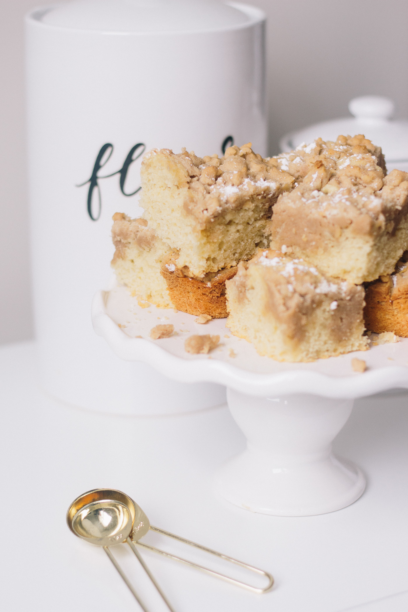 Just Desserts Coffee Cake Bites